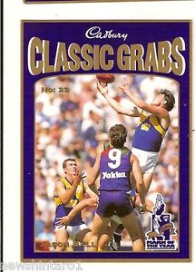 CADBURY-AFL-CARD-23-JASON-BALL-WEST-COAST