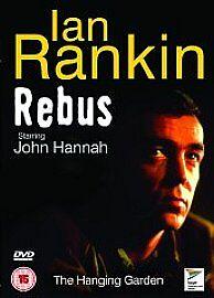 Rebus. The Hanging Garden. Dvd. Region Free. John Hannah. Free UK P&P