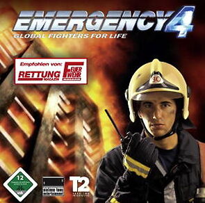 Emergency 4 - Global Fighters For Life (PC, 2008, Jewelcase)
