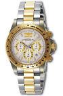 Invicta Stainless Steel Case Invicta Speedway Wristwatches