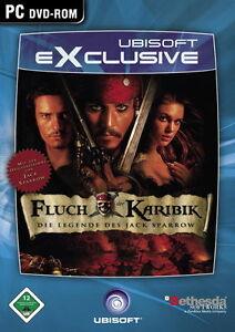 Fluch der Karibik: Die Legende des Jack Sparrow (PC, 2007, DVD-Box)