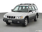 2001 SUBARU FORESTER AUTOMATIC ALL WHEEL DRIVE NO RESERVE !