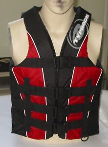 TYPHOON-4-BUCKLE-SKI-VEST-BOUYANCY-AID-SAILING-KAYAK