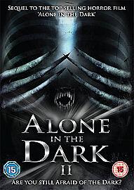 Alone In The Dark 2 II DVD UK REGION 2 ORIGINAL VGC