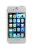 Mobile Phone: Apple iPhone 4 - 16 GB - White (Unlocked) Smartphone