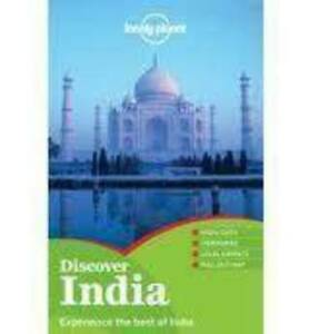 Discover India-ExLibrary