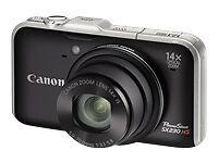 CANON-POWERSHOT-SX230-HS-12-1-MP-DIGITAL-CAMERA-BLACK-BRAND-NEW