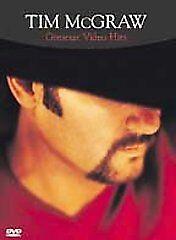 Tim McGraw - Greatest Video Hits DVD - $3.66