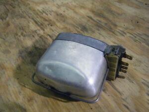 Vw bug beetle 12 volt 2 speed wiper motor conversion ebay for Vw bug windshield wiper motor