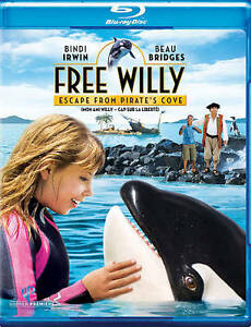 Free Willy: Escape from Pirate's Cove (Blu-ray Disc, 2010, Canadian) Free ship - Deutschland - Free Willy: Escape from Pirate's Cove (Blu-ray Disc, 2010, Canadian) Free ship - Deutschland