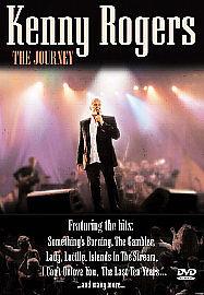 Kenny Rogers  Kenny Rogers The Journey DVD - Coventry, Warwickshire, United Kingdom - Kenny Rogers  Kenny Rogers The Journey DVD - Coventry, Warwickshire, United Kingdom