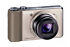 Sony Cyber-shot DSC-HX9V 16.2 MP Digital Camera - Gold