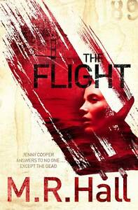 The-Flight-Jenny-Cooper-4-M-R-Hall-Very-Good-Book