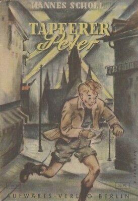 Aufwärts-Jugend-Bücherei Nr. 52 **Z 1-2** VK-Orig.