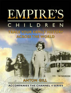 Empires-Children-Trace-Your-Family-History-Across-the-World-Text-only-Good