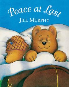 Peace at Last by Jill Murphy (Board book, 2013)