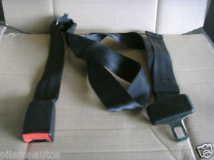 CITROEN-XSARA-MK1-98-2000-3-5DR-REAR-LAP-SEATBELT