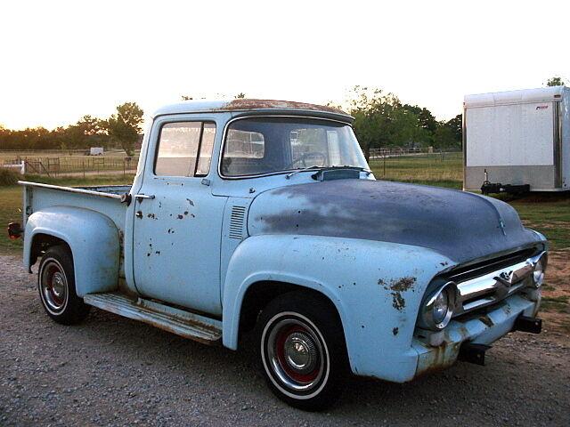 1956 ford truck craigslist autos post. Black Bedroom Furniture Sets. Home Design Ideas