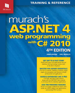 Murach's ASP.NET 4 Web Programming with ...