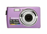 Polaroid T1455 14.0 MP Digital Camera - Violet