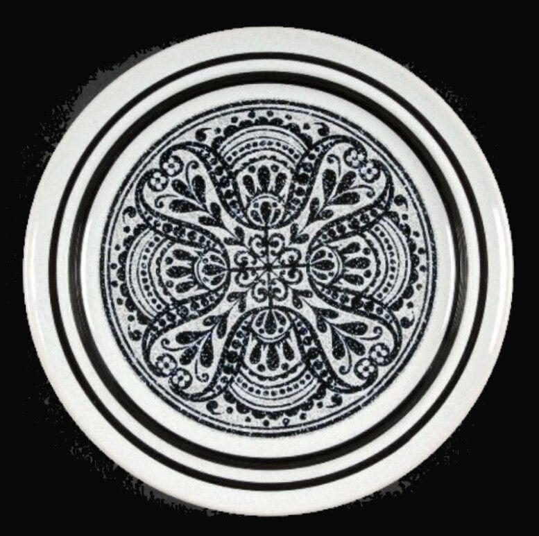 "Noritake Primastone MALAGA #8301 8-1/4"" Salad Plate VGC"