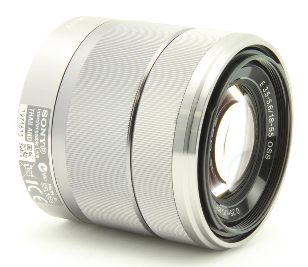 4810055ce Sony SEL 18-55mm f/3.5-5.6 AS IS Aspherical OSS Lens for sale online ...