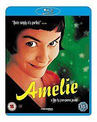 Amelie Blu Ray