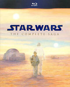 Star Wars: The Complete Saga (Blu-ray Di...