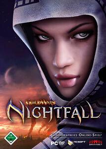 Guild Wars: Nightfall (PC, 2006, DVD-Box) - Deutschland - Guild Wars: Nightfall (PC, 2006, DVD-Box) - Deutschland
