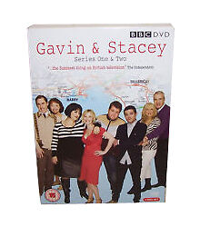 Gavin And Stacey  Series 12 DVD 2008 3Disc Set - Hebden Bridge, United Kingdom - Gavin And Stacey  Series 12 DVD 2008 3Disc Set - Hebden Bridge, United Kingdom