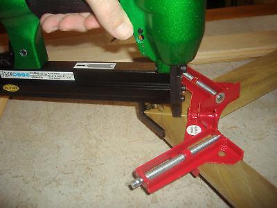 Picture Frame Joiner V-Nailer Joining Gun Underpinner Pneumatic Miter Vnail