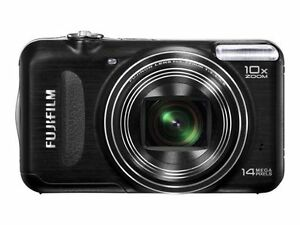 FUJIFILM-FinePix-T200-Compact-Digital-Camera-Black