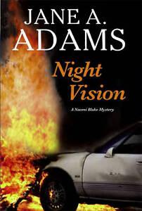 Very Good, Night Vision (Naomi Blake), Adams, Jane, Book