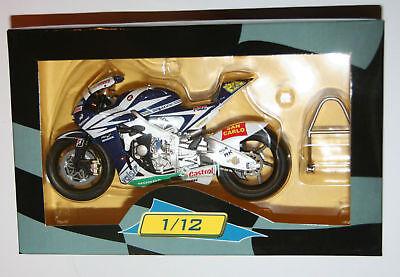 Altaya Ixo - Honda Rc212v Toni Elias (2007) 1:12