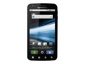 Motorola ATRIX 4G MB860 - 16GB - Black (...