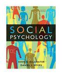 Social Psychology 9780495812975