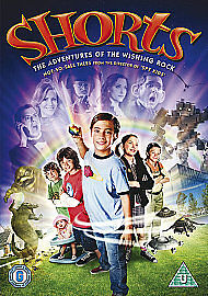Shorts-Adventures-of-the-Wishing-Rock-DVD-NEW-SEALED