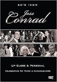60s-icon-jess-conrad-up-close-and-personal-NEW-SEALED-DVD-Fast-Post-UK-STOCK
