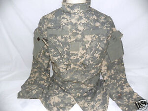USGI-ARMY-ACU-A2CU-AIRCREW-COMBAT-SHIRT-COAT-Small-Regular