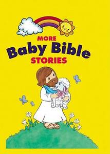 More-Baby-Bible-Stories-Currie-Robin-Used-Good-Book