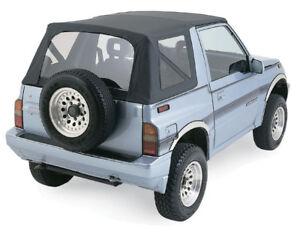1995 1996 1997 1998 suzuki sidekick black geo tracker soft