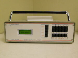 Powertronics-D3000-Series-Power-Disturbance-Analyzer