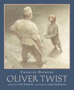 Oliver Twist, Dickens, Charles, New Book