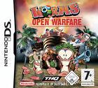 Worms: Open Warfare (Nintendo DS, 2006)