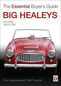 Ausin-Healey-100-3000-Big-Healeys-The-Essential-Buyers-Guide-1953-67-NEW