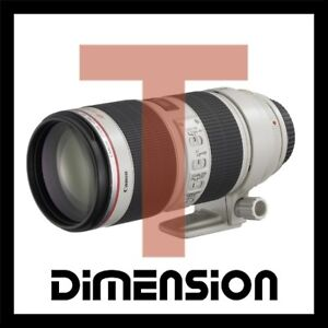U0939 Canon EF 70-200mm f/2.8L IS II USM Lens+Gift+5Wty