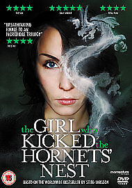 The Girl Who Kicked The Hornet's Nest DVD NEW