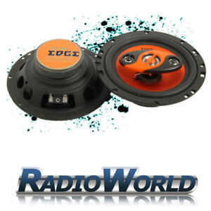 Nissan Micra Front Door Speaker Upgrade EDGE 6.5