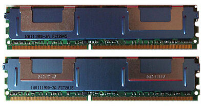 8gb (4x2gb) Memory Ram 4 Hp/compaq Workstation Xw8600 Ser...