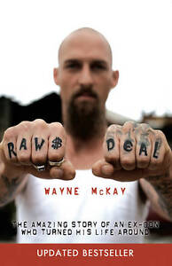 Raw Deal by Wayne McKay Paperback Book (English)